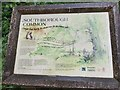 TQ5742 : Information Board for Southborough Common by John P Reeves