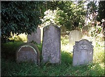 TG2408 : Graves of members of the Batson Family by Evelyn Simak