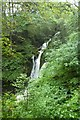 NY3804 : Stock Ghyll Force by DS Pugh