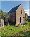 NJ2370 : Derelict building in Seatown by valenta