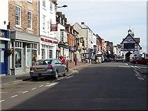 SO7193 : High Street, Bridgnorth by Philip Halling