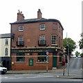 SK5740 : The Golden Fleece, Mansfield Road, Nottingham by Alan Murray-Rust