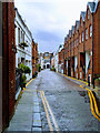 TQ2579 : Adam and Eve Mews, Kensington  by Free Man