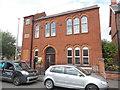 SK9924 : Former Methodist Church, Corby Glen (1) by David Hillas