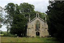 SE5947 : Ruin of the Old St. Andrew's Church, Bishopthorpe by Chris Heaton