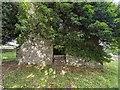 NH6671 : St Ninian's Chapel by valenta