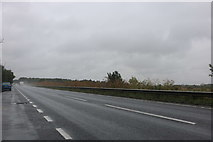 TL8863 : The A14, Bury St Edmunds by David Howard