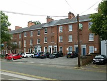 SK5640 : 10 – 30 Clarendon Street, Nottingham by Alan Murray-Rust