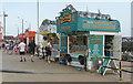 TA0488 : Kiosks on Sandside by habiloid
