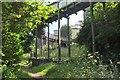 NT2540 : Ramp to the McFarlane Hall, Peebles by Jim Barton