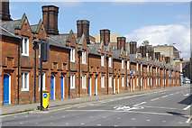 TL0450 : Dame Alice Street, Bedford by Stephen McKay