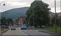 SO7845 : Barnard's Green Road, Malvern by David Howard