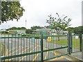 SZ7299 : South Hayling, infant school by Mike Faherty