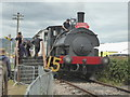 SO8040 : Welland Steam & Country Rally - locomotive by Chris Allen