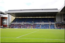 NS5564 : The Broomloan Road Stand at Ibrox Stadium by Steve Daniels