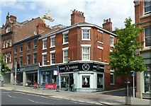 SK5640 : 62-68 Derby Road, Nottingham by Alan Murray-Rust