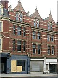 SK5640 : 106-124 Derby Road, Nottingham - part by Alan Murray-Rust