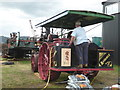 SO8040 : Welland Steam & Country Rally - sawing display by Chris Allen