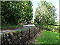 SO7322 : Taynton Road by David Dixon