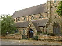 SK5640 : Church of All Saints, Raleigh Street by Alan Murray-Rust