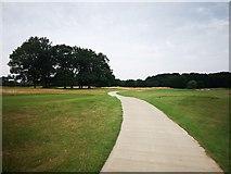 TQ0487 : Buckinghamshire Golf Course by James Emmans