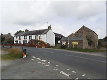 NY6717 : The New Inn at Hoff by Stephen Craven