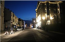 TA1180 : Belle Vue Street, Filey by David Howard