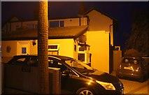 TA1178 : House by Royal Oak Crossing on Moor Road by David Howard