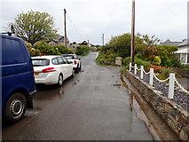 SH1726 : Road with no name, Aberdaron by Eirian Evans