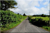 H3667 : Corrasheskin Road, Corrasheskin by Kenneth  Allen