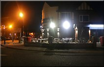 TA1180 : First Catch fish restaurant, Filey by David Howard