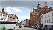 SO5139 : St Owen Street by Helen Steed