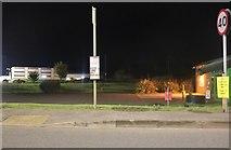 TF0747 : East Gate, Sleaford by David Howard