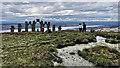 NH6069 : Student group at Cnoc Fyrish by Julian Paren