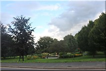 SK9136 : Park by the River Witham, Grantham by David Howard