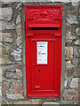 ST6990 : Georgian postbox on the old Post Office by Neil Owen