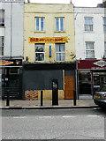 TQ7567 : 58, High Street, Chatham by John Baker