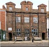 TQ9220 : The Old Grammar School, High Street, Rye by Gerald England