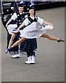 NT2573 : Scottish Dancers at the Royal Edinburgh Military Tattoo by David Dixon