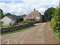 NY6615 : Bridge End Farm, Drybeck by Oliver Dixon