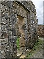 C6706 : West door at  Banagher Old Church by Phil Champion