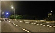 TA0441 : Grange Way at the entrance to Molescroft Grange by David Howard