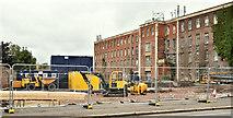 J3673 : New social housing, Beersbridge Road, Belfast (August 2019) by Albert Bridge