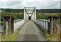 NX6090 : The metal bridge by Mary and Angus Hogg