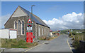 SN6089 : Chapel by the Railway by Des Blenkinsopp