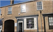 TL0798 : Hairdresser's on Elton Road, Wansford by David Howard
