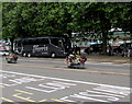 ST3088 : Ferris Holidays Platinum coach, Queensway, Newport by Jaggery