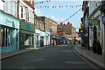 SU7682 : Bell Street, Henley-on-Thames by Robin Webster