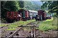 SJ2524 : Tanat Valley Light Railway by Chris Allen