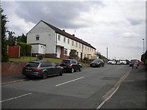 SK3236 : North end of Brentford Drive, Mackworth by Richard Vince